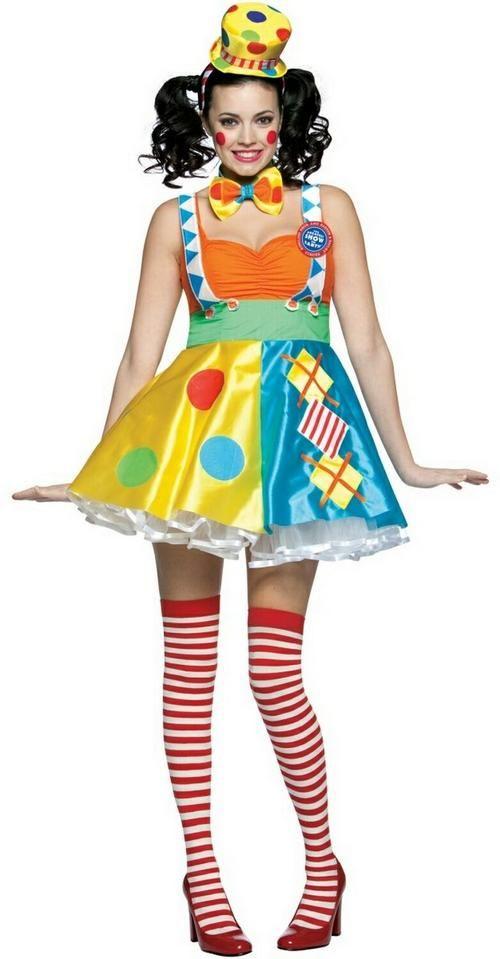 03c668962218 Adult Diamond Dot Clown Fancy Dress Circus Costume Standard UK Size 8-12