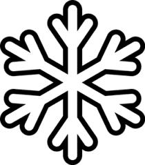 Resultado de imagem para moldes flocos de neve frozen