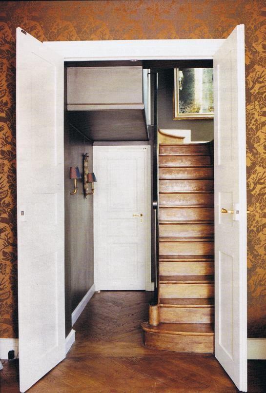 Nook Under Stairs Ideas
