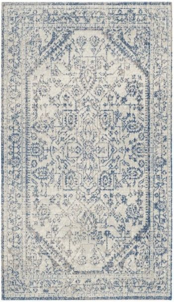 Safavieh Patina Light Gray And Blue 3 X 5 Area Rug Area Rugs