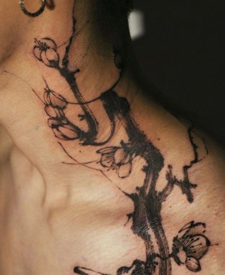 469f8f693 Close up of Dean's new tattoo #dean #kpop #tattoo | DΞΔN | Pinterest ...