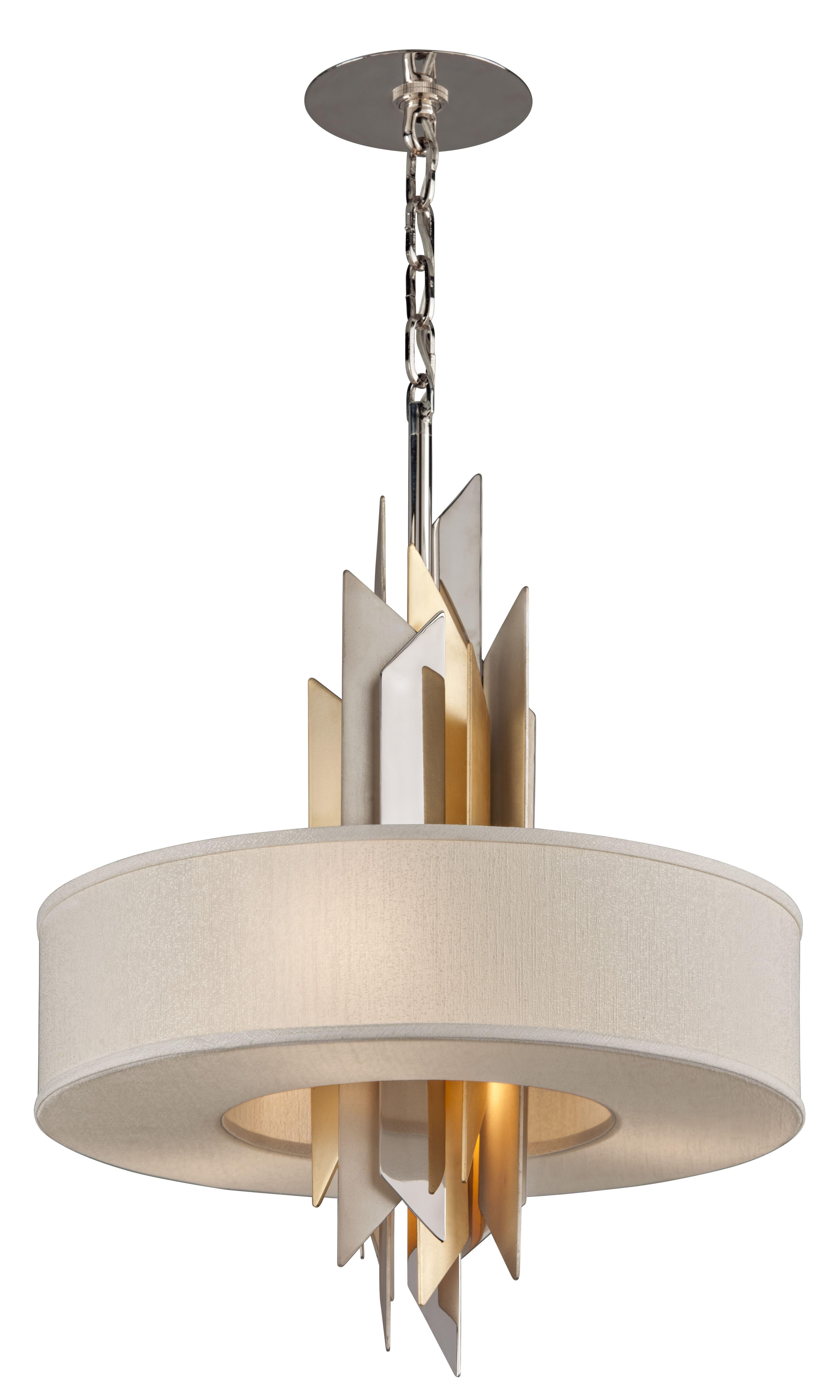Modernist By Corbett Lighting Stainless Steel Pendant Light Steel Pendant Light Pendant Light