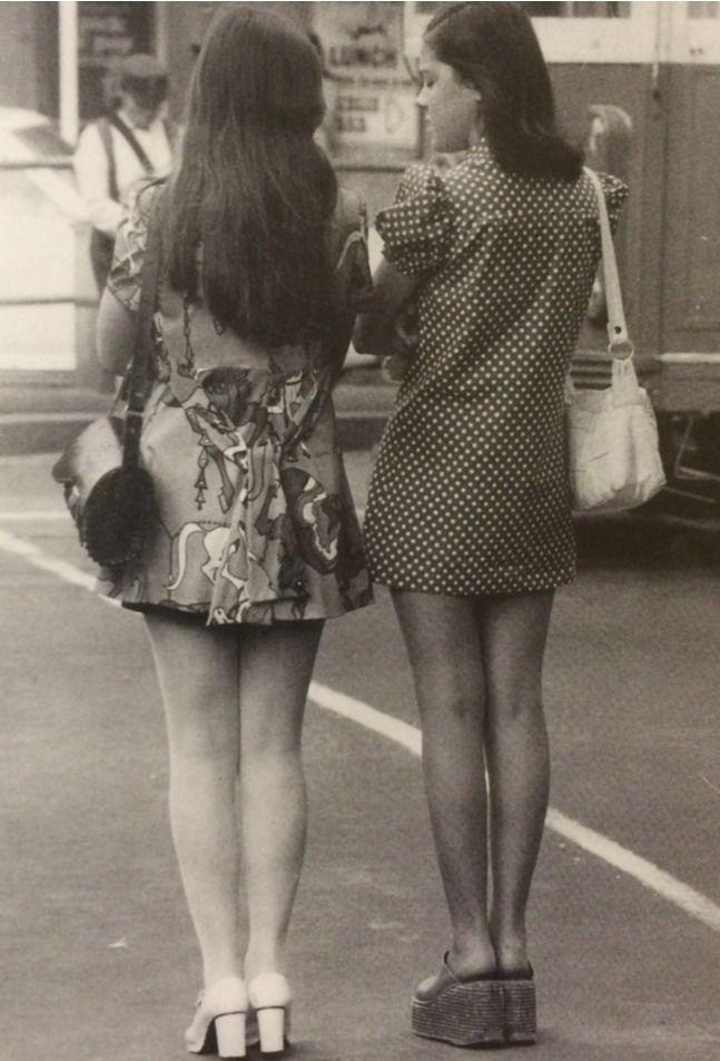1970s Chapel Street, Prahran, Melbourne I hate to admit to ...