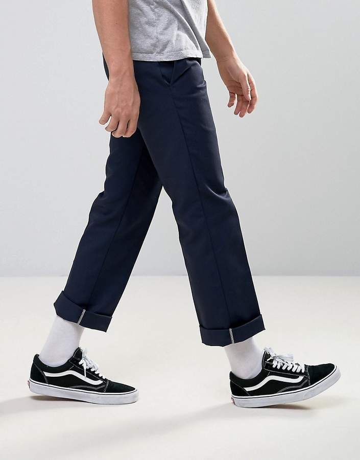 915474a6 Dickies 873 work pant chino in straight fit in 2019 | tot | 80s ...
