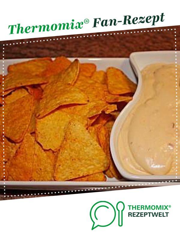 Käsedip für Nachos von mme_turquise. Ein Thermomix Rezept aus der Kategorie Saucen/Dips/Brotaufstriche auf www.rezeptwelt.de, der Thermomix Community.