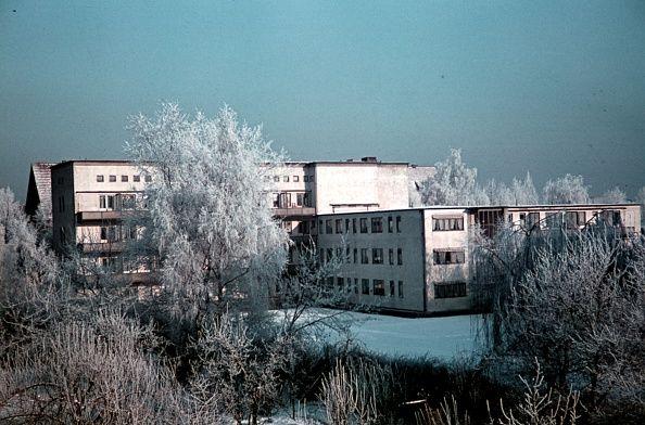 Berlin Steglitz Am Fichteberg 1940