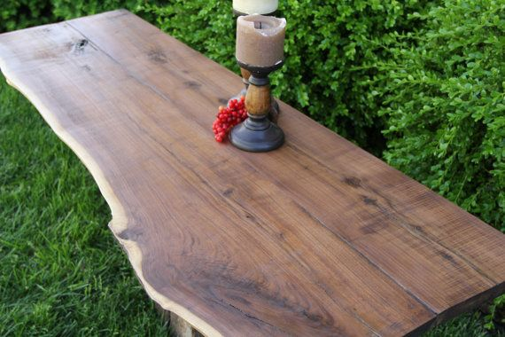 Finished Live Edge Desk Top Or Coffee Table Slabs 16 21 Wide Max Kiln Dried Wooden Slab Table Slab Table Outdoor Kitchen Design