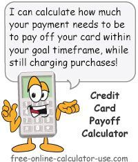 Credit Card Payoff Calculator To Help You Pay Off Your Balance