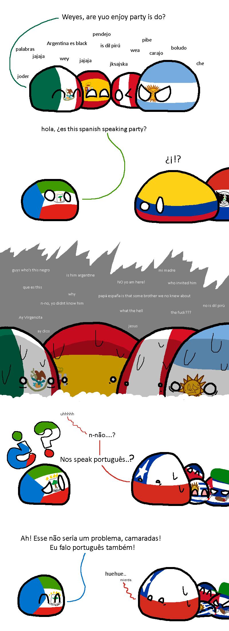 Polandball Countryball Memes The Best Polandball And Countryball Memes Cartoons And Comics Updated Daily Memes Country Memes Funny Logic