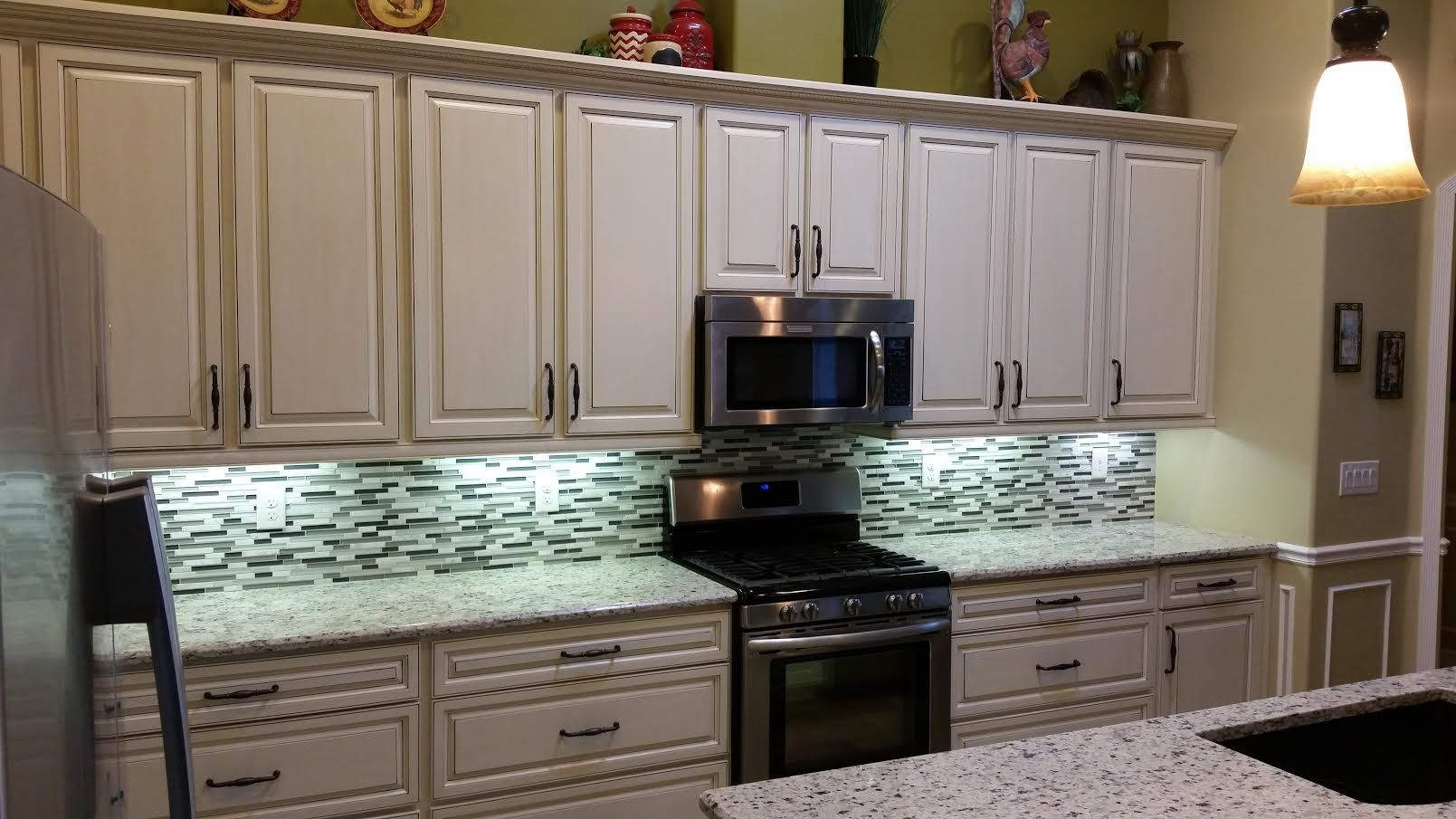 Kitchen Cabinet Modifications Nhance Charleston In 2020 Kitchen Remodel Small Kitchen Cabinets Cabinet