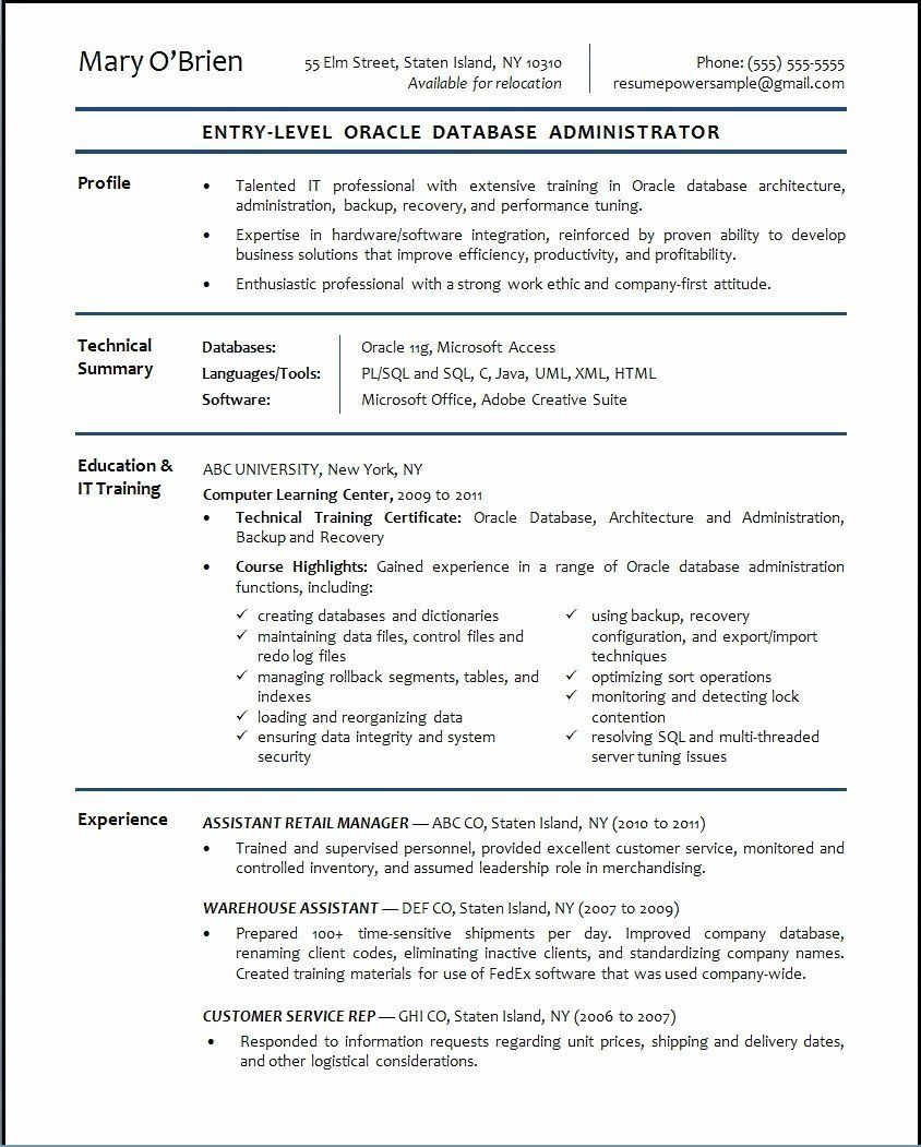 Alpha Phi Omega Resume Best Of Luxury Database Developer Resume Professional Senior Job Resume Examples Medical Assistant Resume Resume Skills