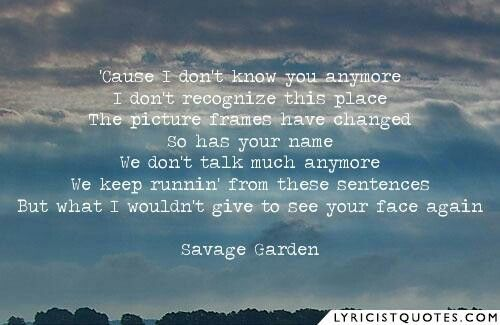 #quotes #quote #words #actions #friends #friendship #family #savagegarden