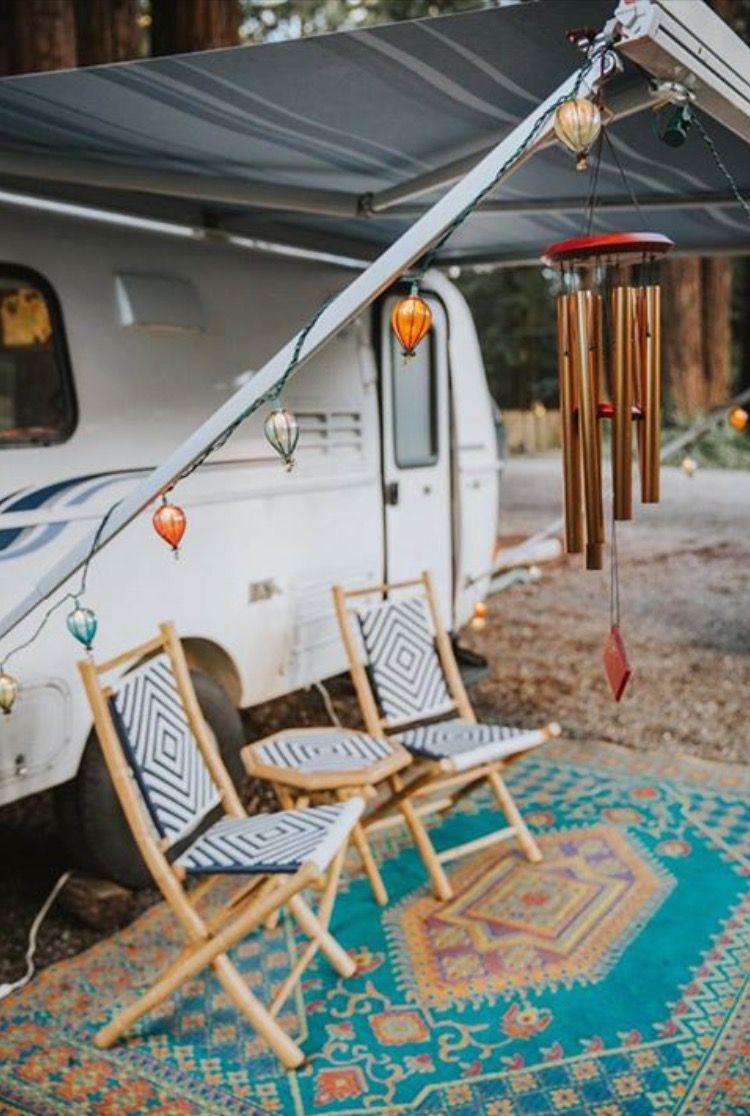 Outdoor Rug Camping Pinte