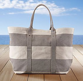 Beach Towels Amp Totes Restoration Hardware Beach Tote
