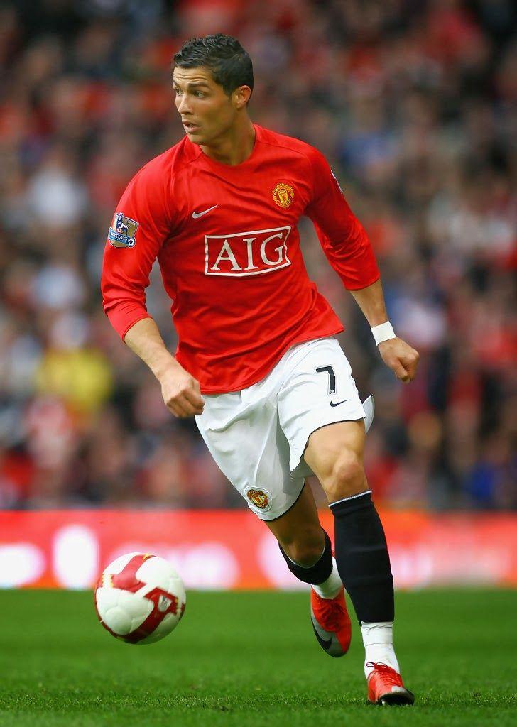 cristiano ronaldo manchester united - Google Search | 축구 선수, 호날두, 축구