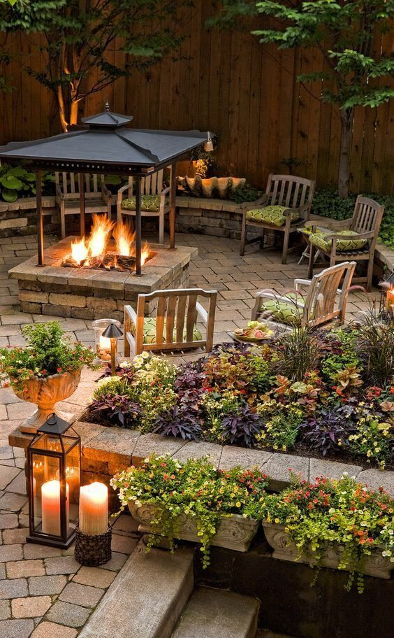 33 Cozy and Welcoming Backyard Design Ideas with Fire Pit Fire Pit Outdoor Landscape Lighting Design Ideas on clubhouse landscape ideas, hot tub landscape ideas, patio landscape ideas, playground landscape ideas, fireplace landscape ideas, pool landscape ideas, putting green landscape ideas, picnic table landscape ideas, garage landscape ideas, jacuzzi landscape ideas, charcoal grill landscape ideas, pet friendly landscape ideas, tv landscape ideas, hammock landscape ideas,