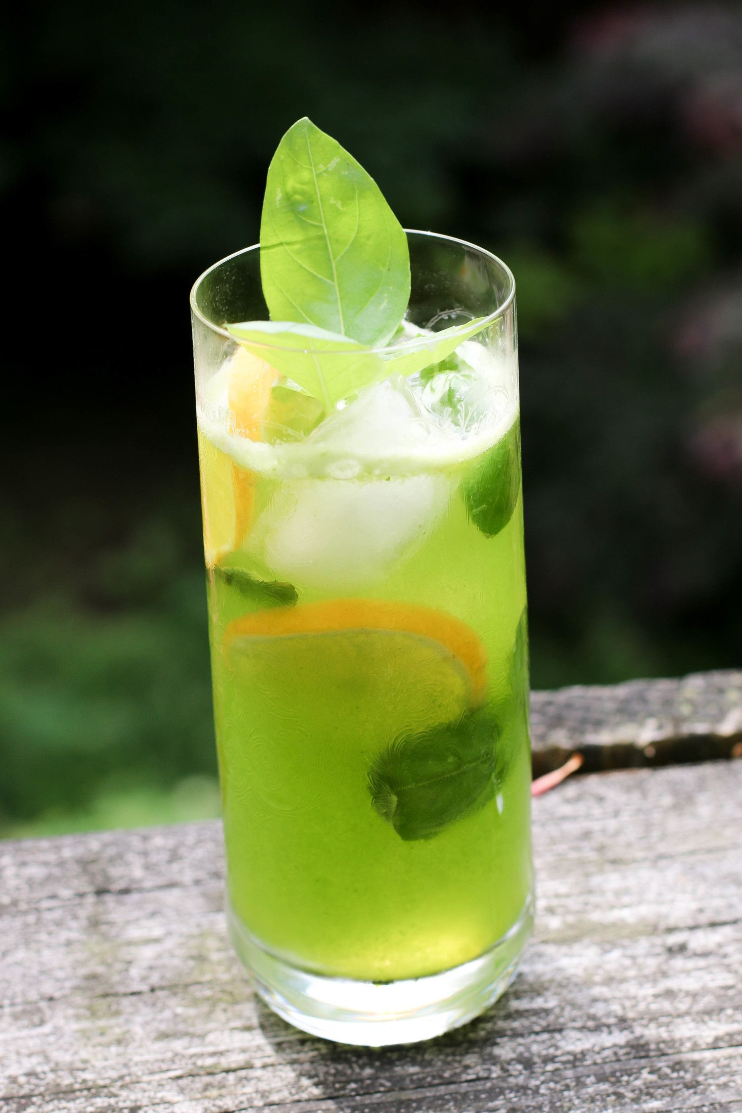 I have been making basil lemonade for years now. It's a sweet, almost grassy-flavored lemonade that is by far my favorite summer drink. This drink melds the aromatic qualities of sweet basil with notes of mint, cinnamon and anise and the lovely tart taste of fresh lemon juice. Yield:Serves 4 Ingredients: 1/2 cup basil leaves, … #flavoredlemonade I have been making basil lemonade for years now. It's a sweet, almost grassy-flavored lemonade that is by far my favorite summer drink. This dri #flavoredlemonade