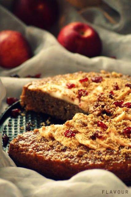 Aromatyczne Ciasto Jablkowe Gordona Ramsaya Recipes Food Desserts