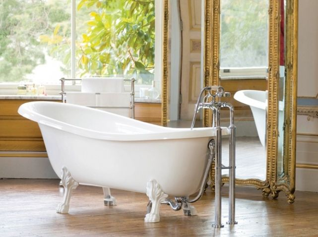 Classique - Elle Décoration French bathroom, Country french and
