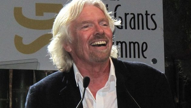Virgin's Richard Branson Weighs in on US Elections