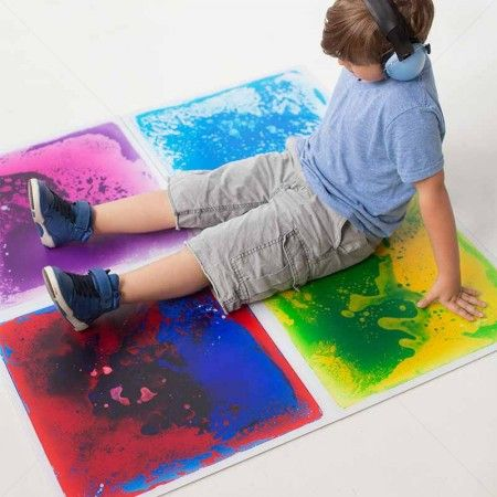 Gel Floor Tiles Swapnplay Bend Sensory Rooms Tiles Flooring