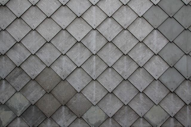 Shingle Slate Tile Diamonds Grey Pattern Wall Metal Shingle Roof Metal Shingles Slate Roof