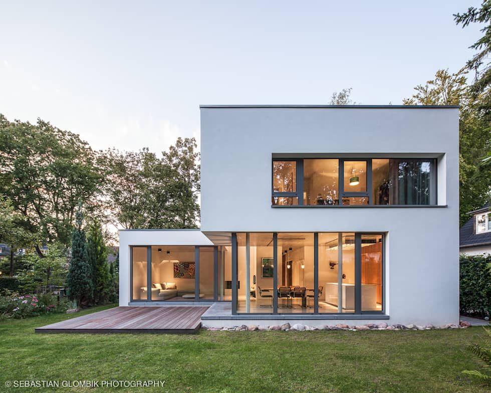 Moderne häuser von homify modern   Maison moderne, Maison ...