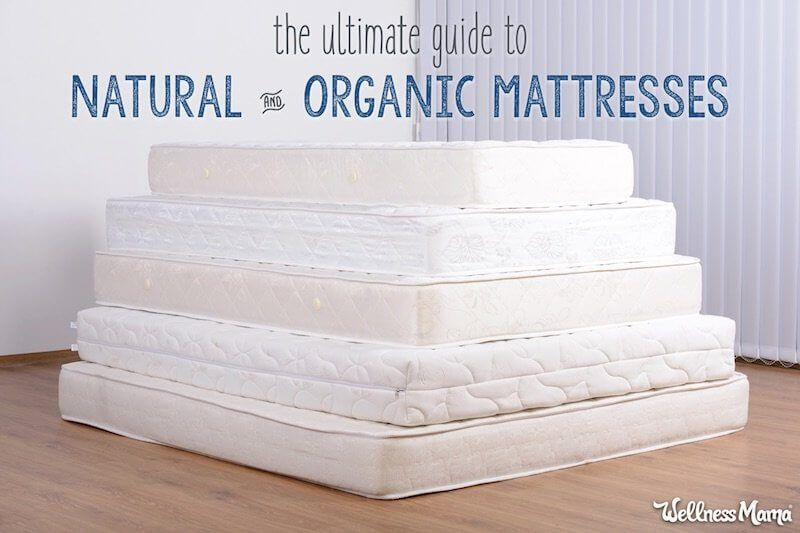 How To Choose An Organic Mattress (+ My Top Mattress