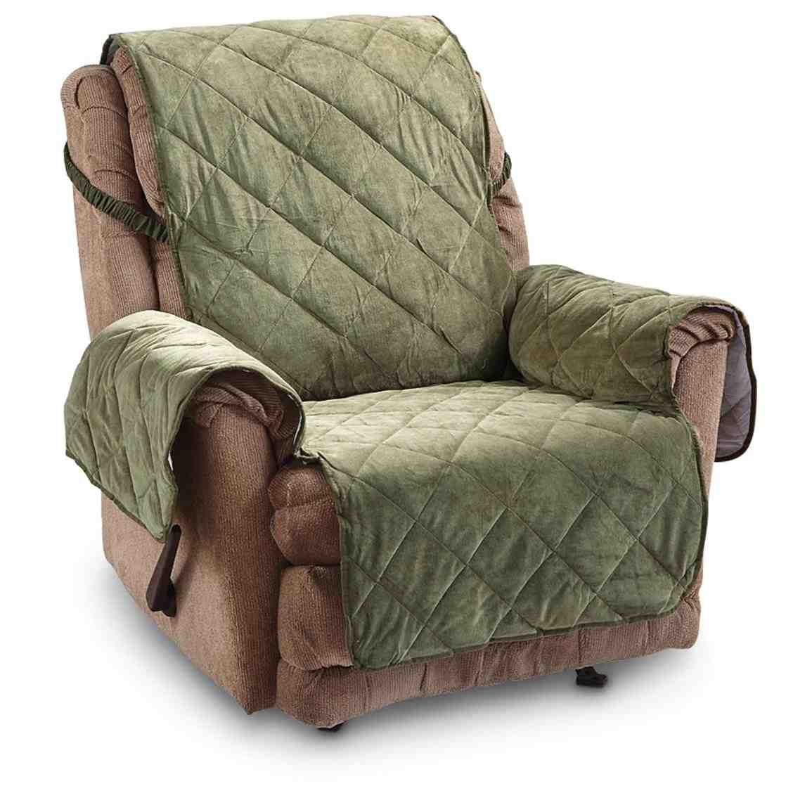 Recliner Covers Make An Old Chair Look New Again Home Furniture Design Recliner Cover Slipcovers For Chairs Furniture