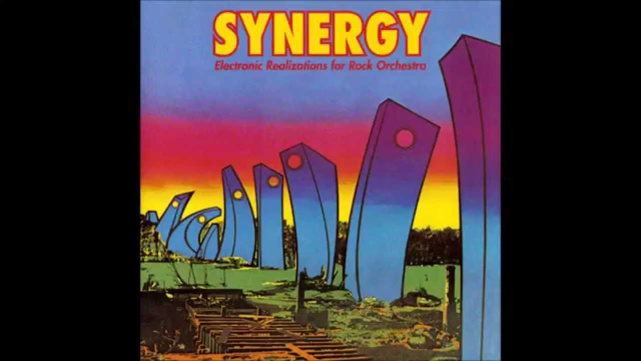 """"""" Larry Fast (Synergy) Electronic Realizations For Rock"""