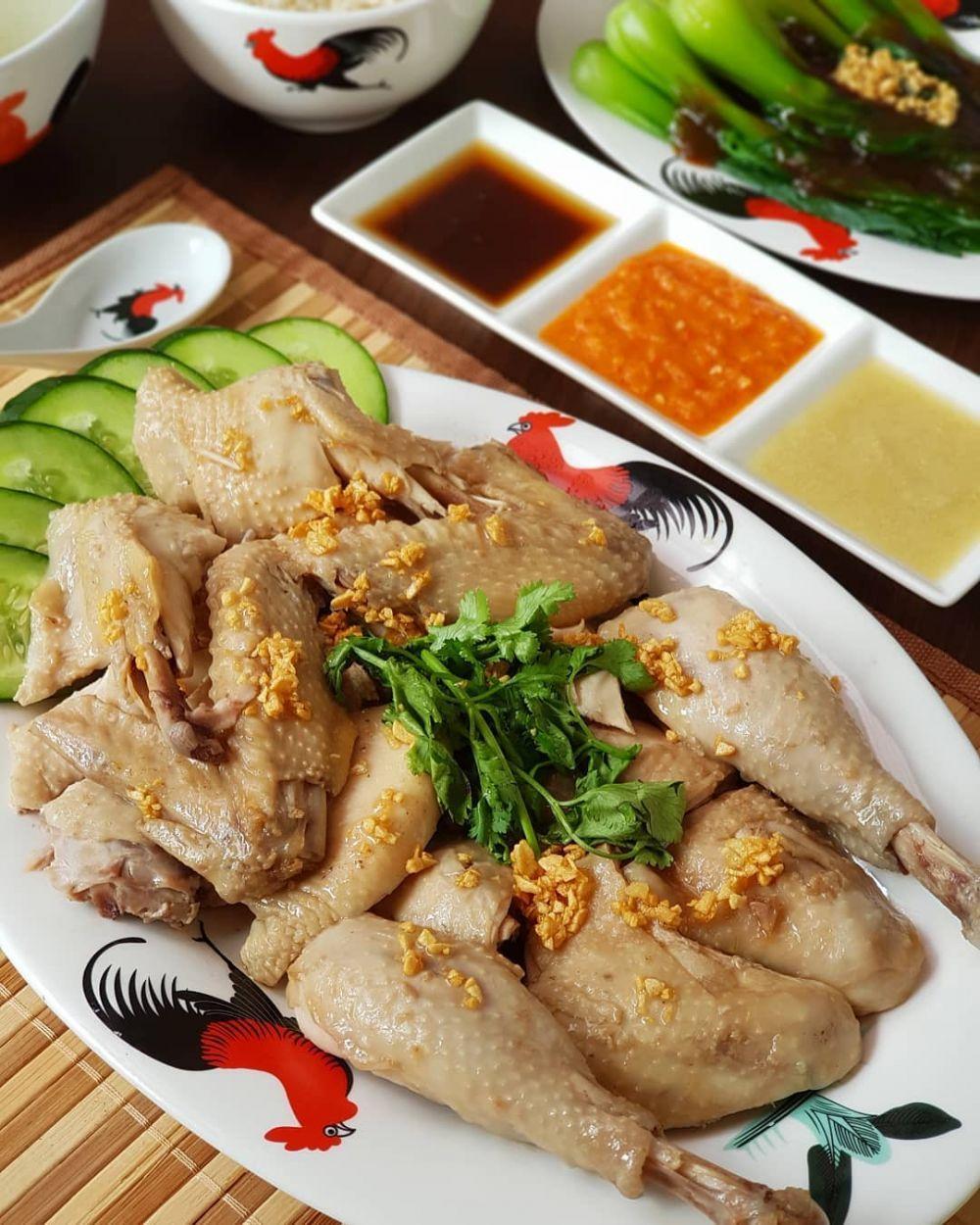 Pin Oleh Klaudiayeni Di Ayam Hainan2 Di 2020 Resep Ayam Masakan Simpel Resep Makanan