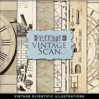 Far Far Hill: Freebies Vintage Scientific Illustrations
