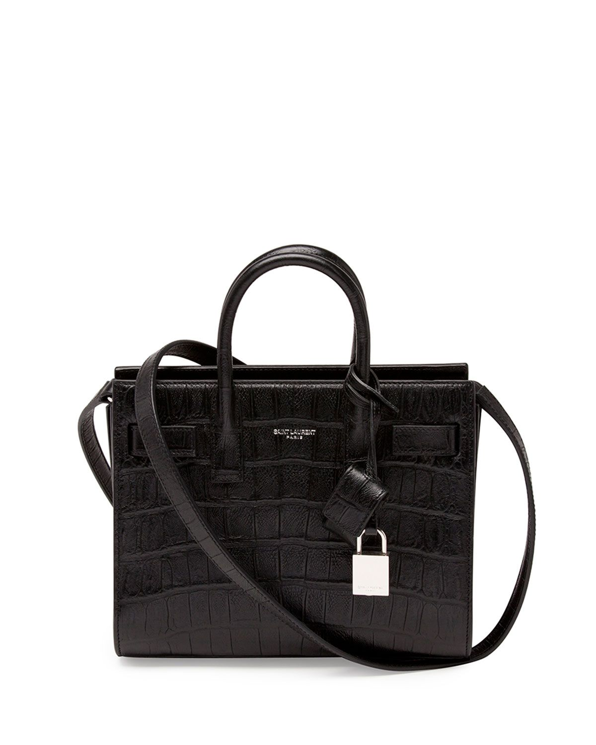 Yves Saint Laurent Sac de Jour Mini Satchel Bag 8fe790a39bec4