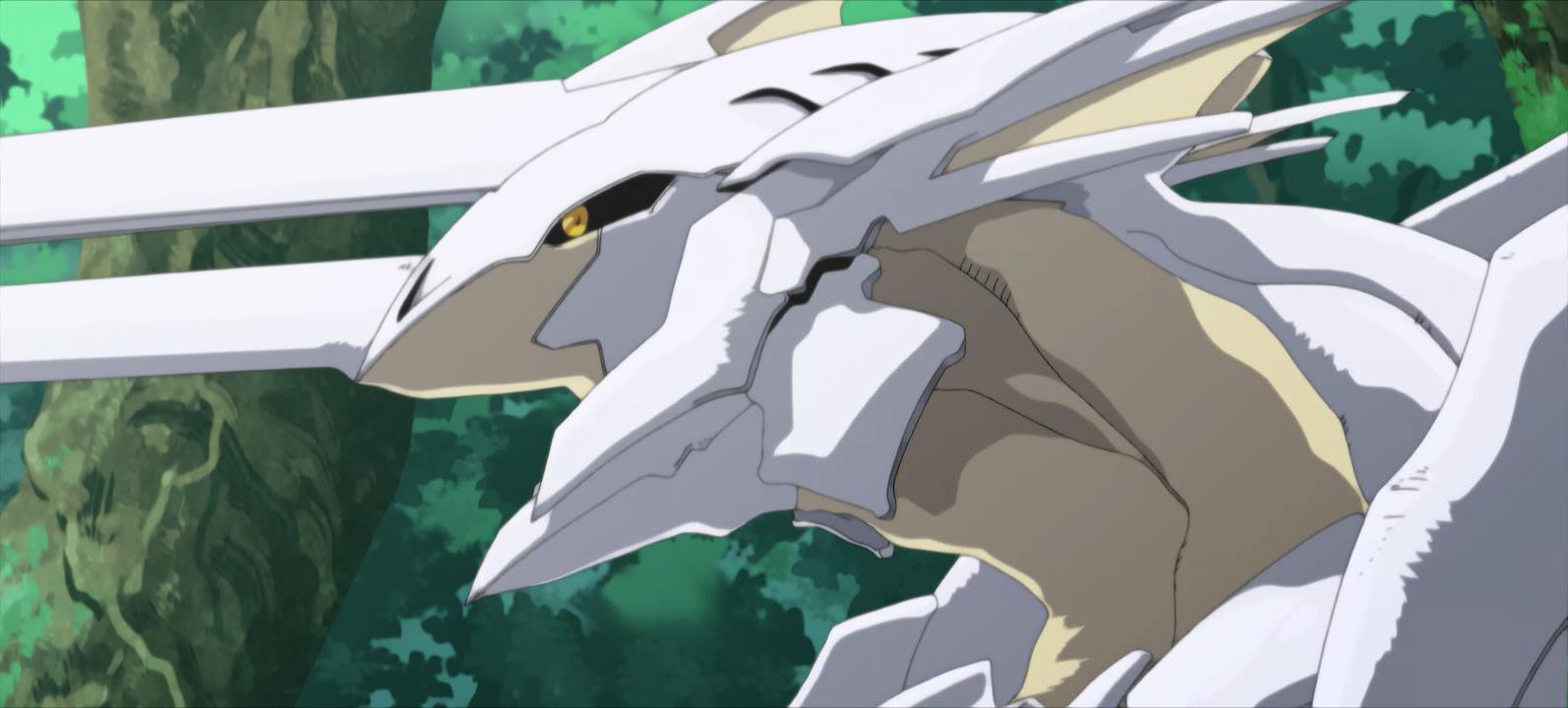 Kenshi's white seikijin  ep10 | Anime/Isekai no Seikishi Monogatari