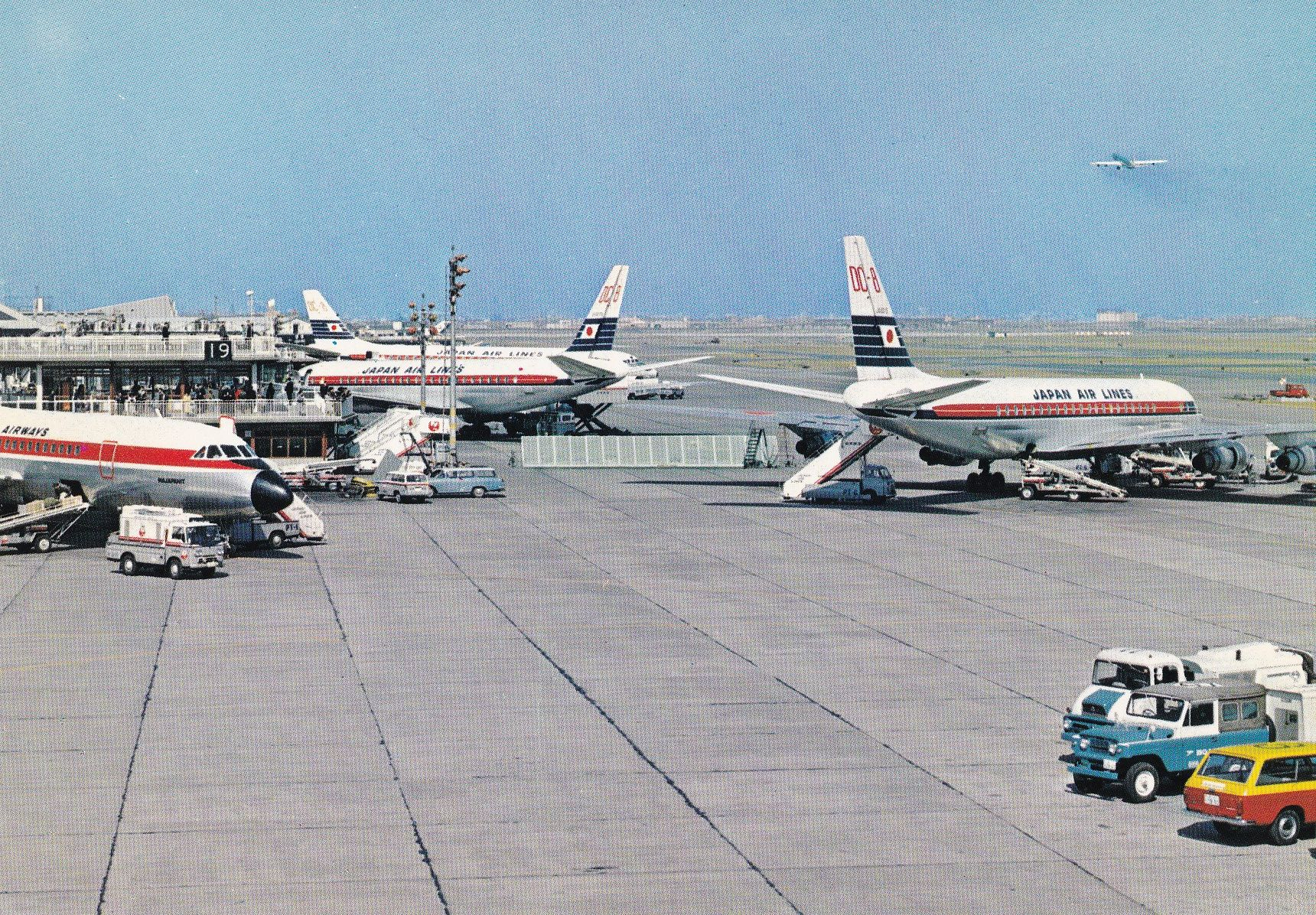 Pin by Tommy on JAL JAPAN AIR LINES in 2020 Vintage