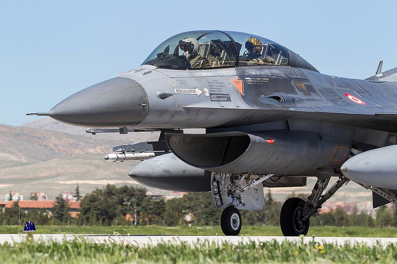 TuAF, F-16D, 192 Filo, 91-0022 | by www.chphotography.co.uk