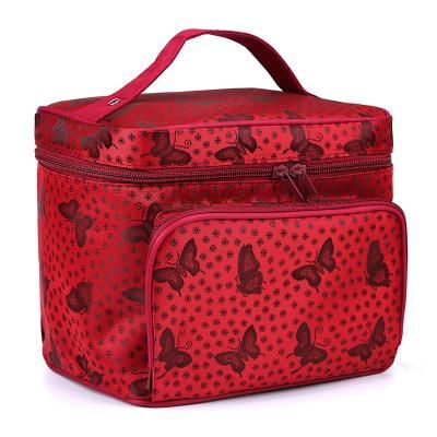 5615751ca51 onexpect 2017 Luxury Cosmetic Bag Professional Makeup Bag Travel Organizer  Case Beauty Necessary Make up Storage