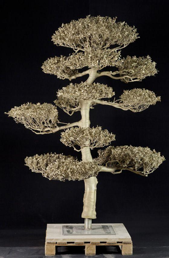 Factum Arte :: The Moon tree
