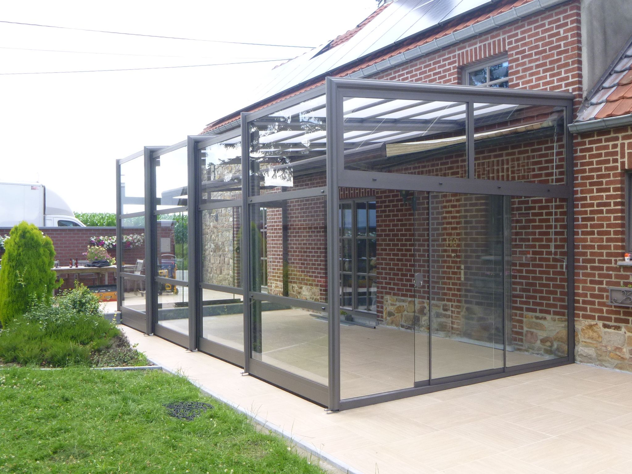 Les Abris De Terrasse Verandair Home Improvements In 2019