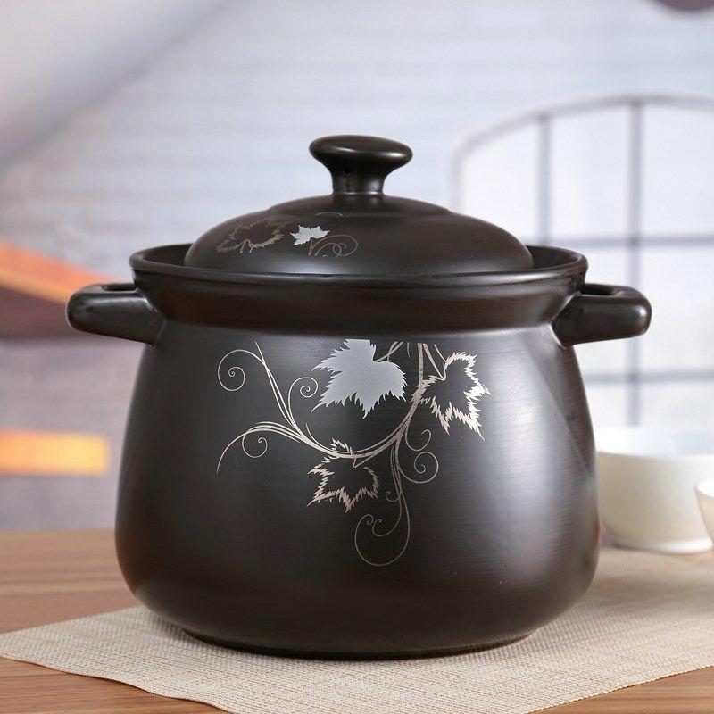 Https Www Aliexpress Com Item Popular Heat Resistant Ceramic Cooking Pots Stew Soup Pots Big Les Cocottes 5 5l 3kg Kitchen Ceramic Cookware Ceramics Stewpot