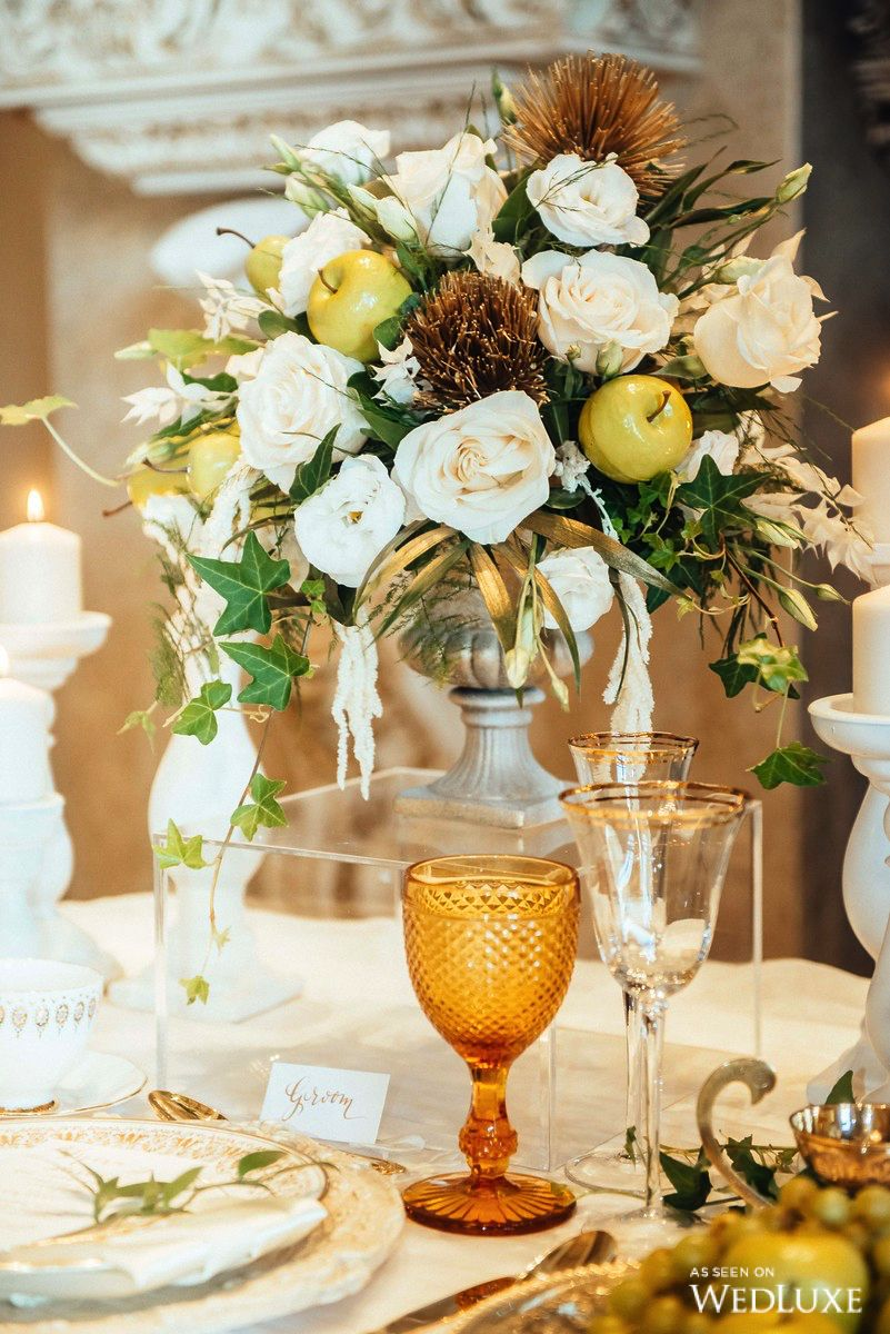 an ethereal take on ancient greece - wedding ideas | cecile