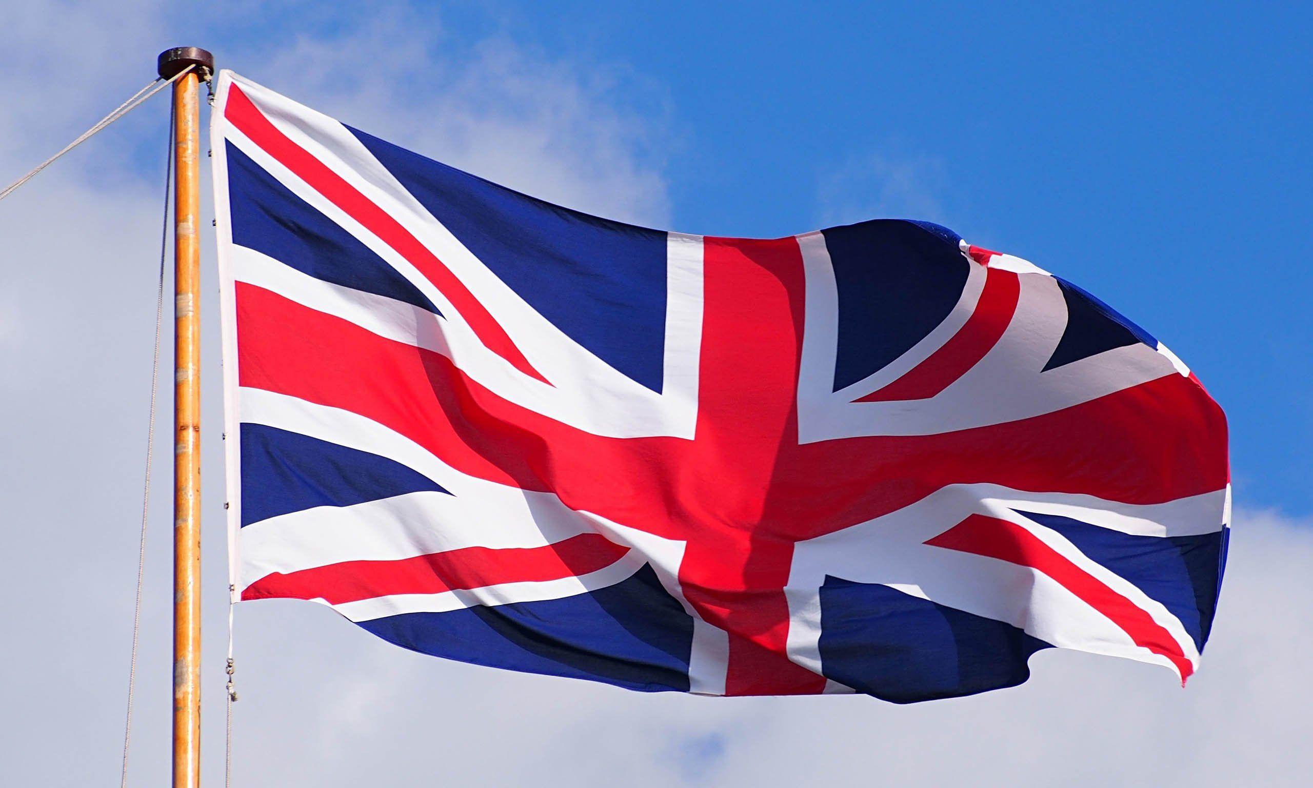 украине английский флаг фото этом году