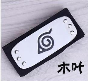 Photo of Naruto Cosplay Headband – 01