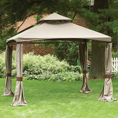 Walmart Westhaven Gazebo Replacement Canopy Canopy Outdoor Gazebo Canopy Gazebo