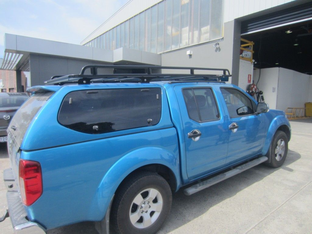 flexisport canopy/ D40 Navara full length · Roof RackNissan ... : roof racks for canopies - memphite.com