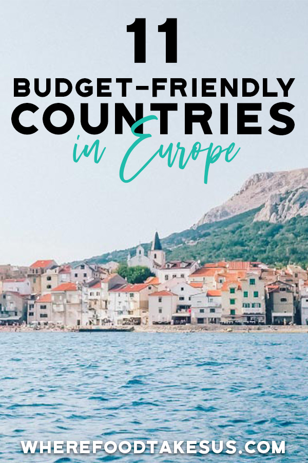 , 11 Cheap European Destinations You Need to Visit! | Where Food Takes Us, My Travels Blog 2020, My Travels Blog 2020