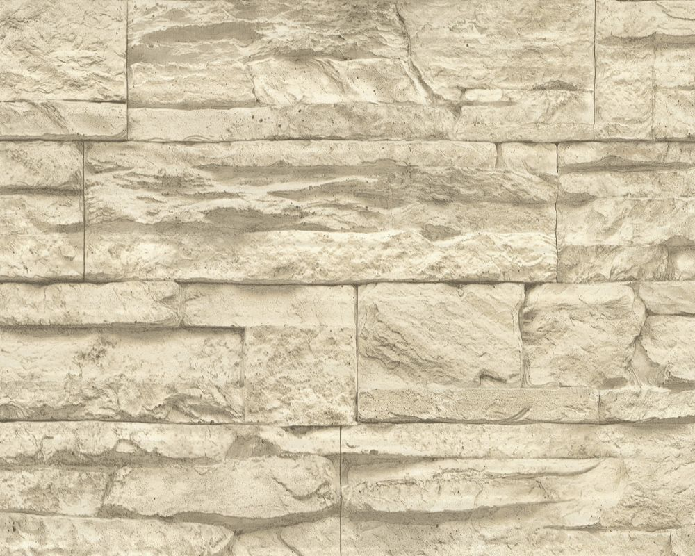 Stone Wall Wallpaper 7071 30 By As Creations Available From Guthrie Bowron Stone Wallpaper Feature Wall Wallpaper Affordable Wallpaper
