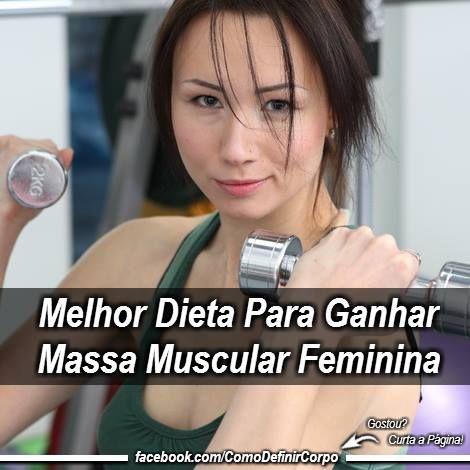 ➞ Migliore dieta per aumentare la massa muscolare femminile 【+ CARDAPI】
