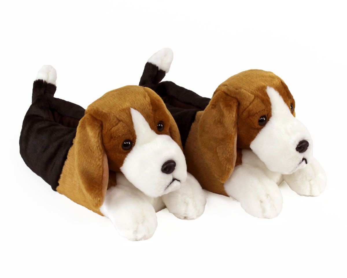 Beagle Slippers Beagle Bunny Slippers Dog Lovers