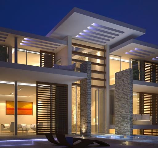 Private Villa for sale located at Cap St. Georges, Cyprus. Developer: Korantina Homes